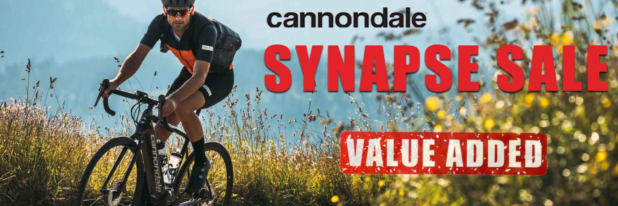 Cannondale Synapse Bike Sale
