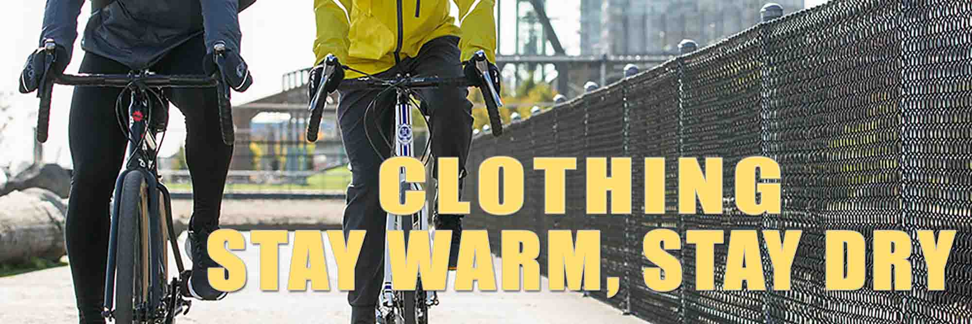 Cool Weather Cycling Gear