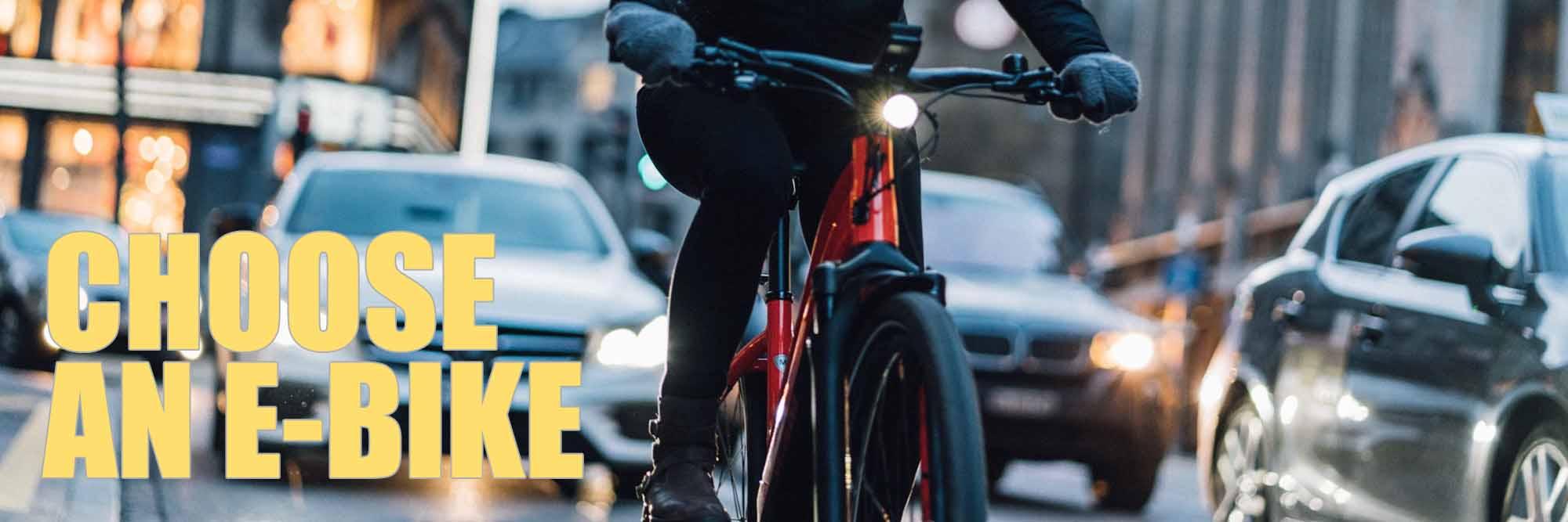 Choose an E-Bike