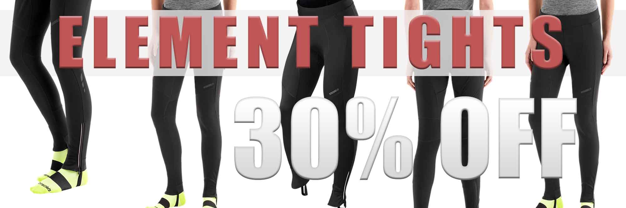 Element Tights 30% Off