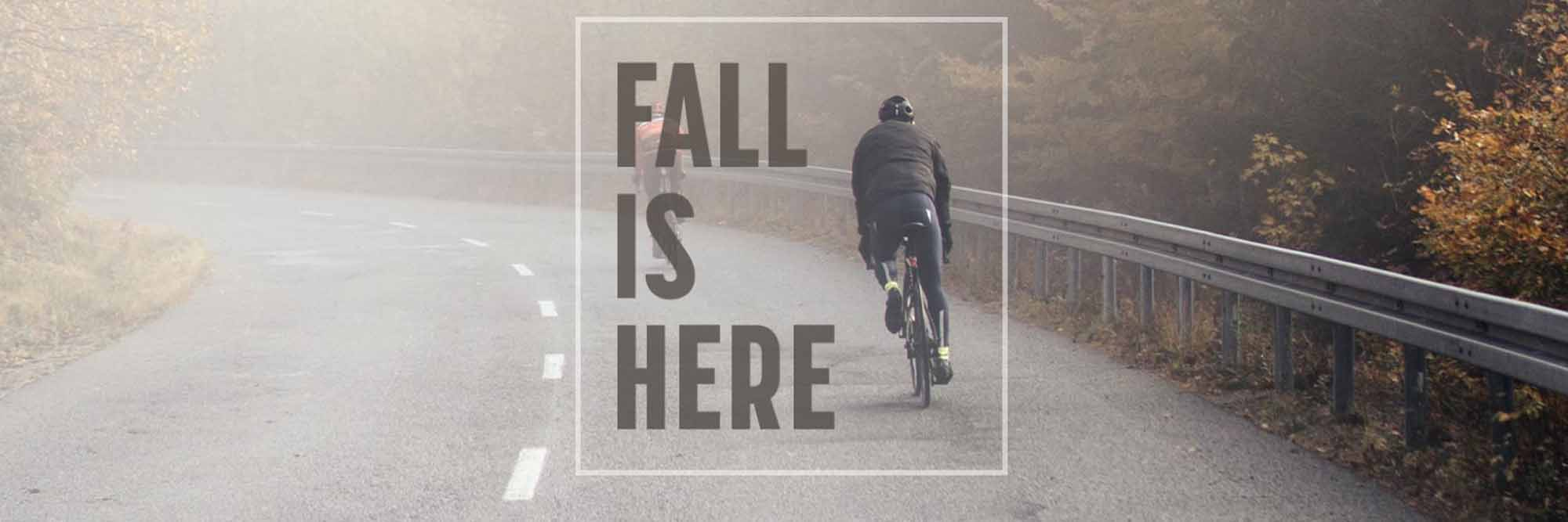 Gear Up for Fall Weather Riding