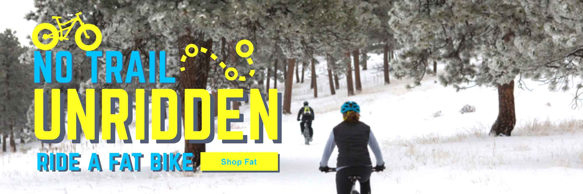 This Winter Ride a Fat Bike