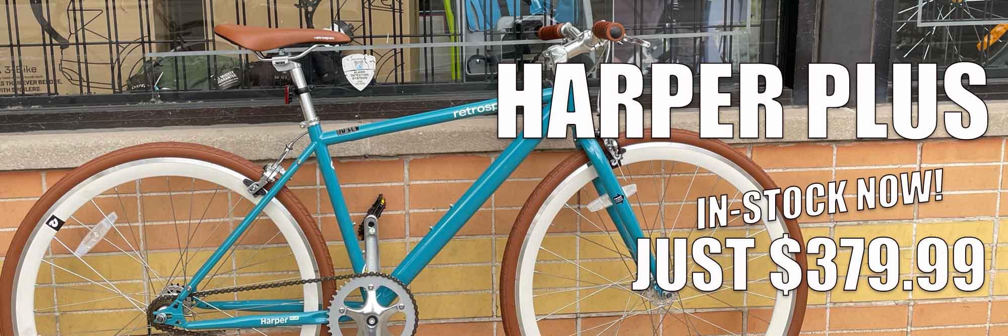 Harper Plus - In-Stock Now $379.99