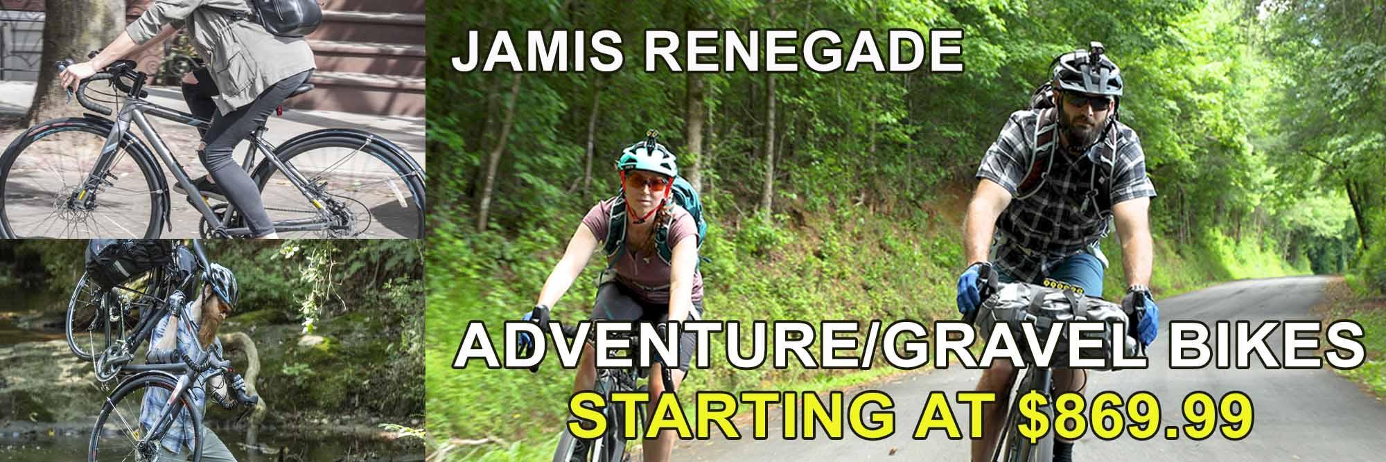 The Jamis Renegade