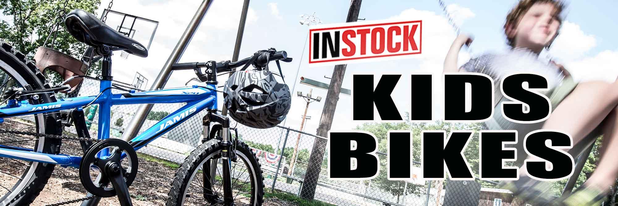 We Have Kids Bikes In-Stock