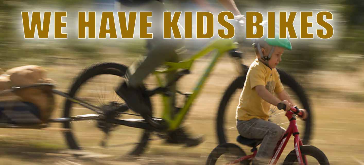 Kids Bikes In-Stock