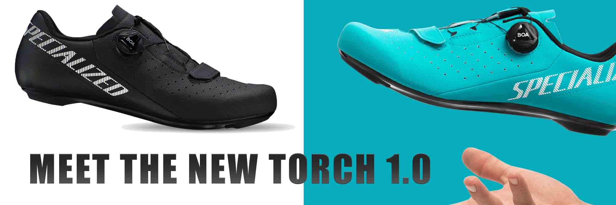 Meet the New Specialized Torch 1.0 Shoe