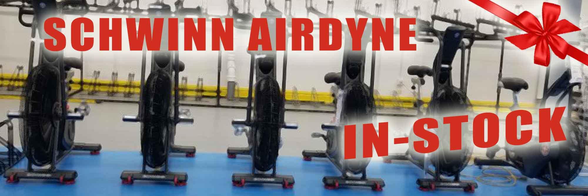Schwinn Airdynes - In-Stock Now