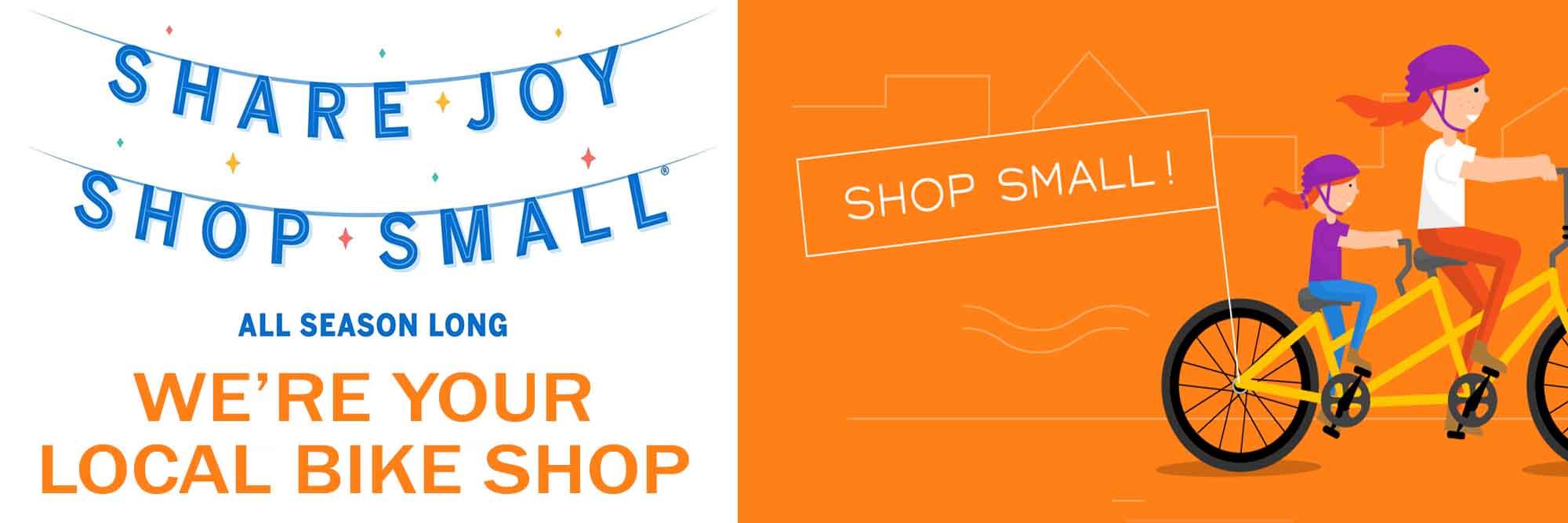 Shop Small, Shop Local this Season