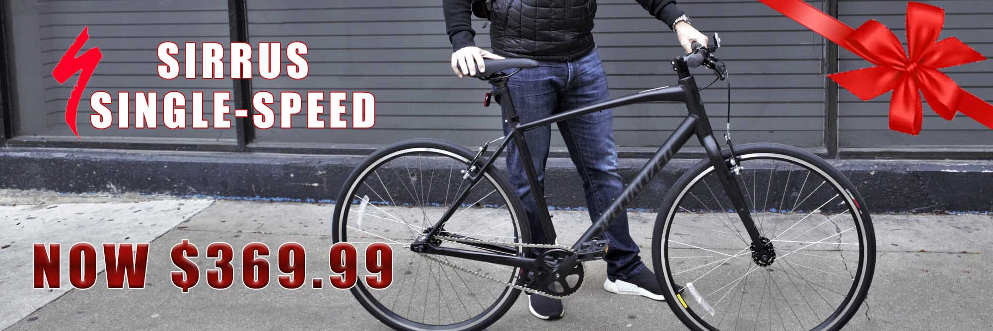 Specialized Sirrus SS for just $369.99