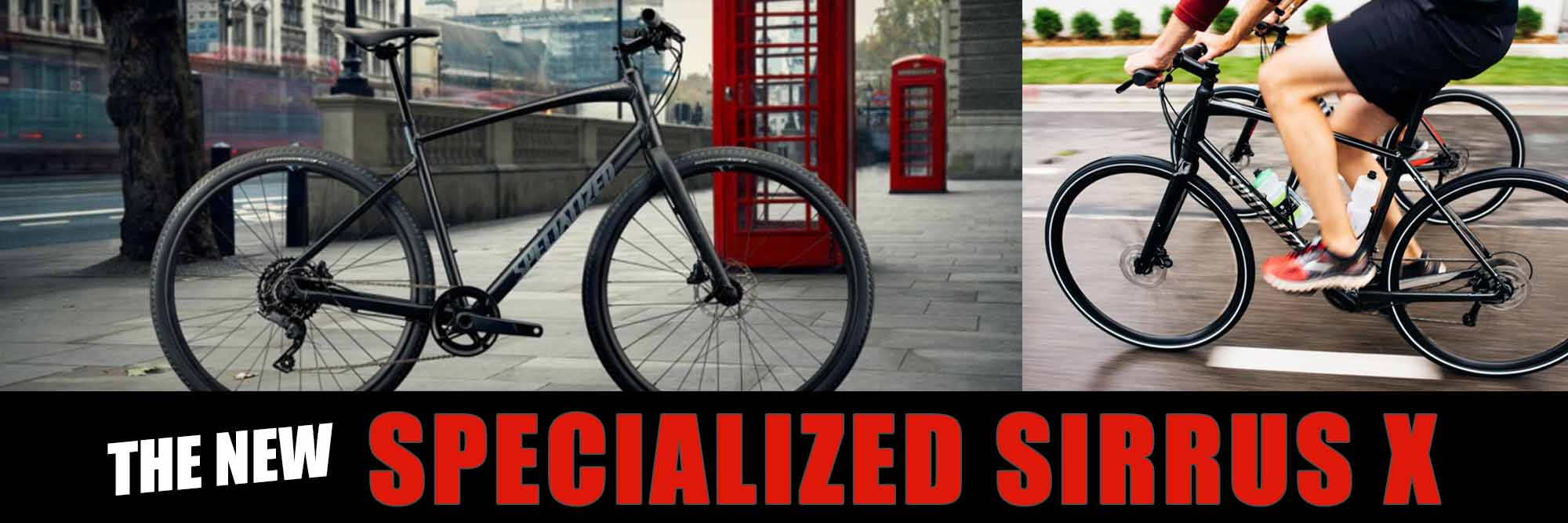 The All New Specialized Sirrus
