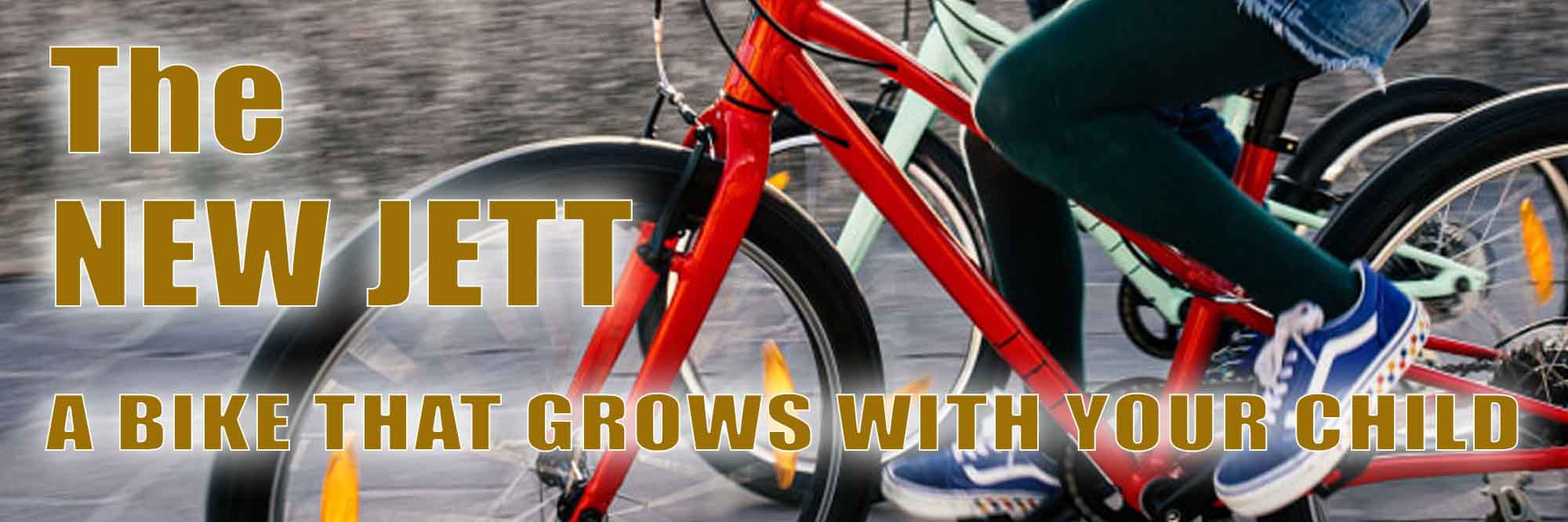The New Specialized Kid's Jett Bikes