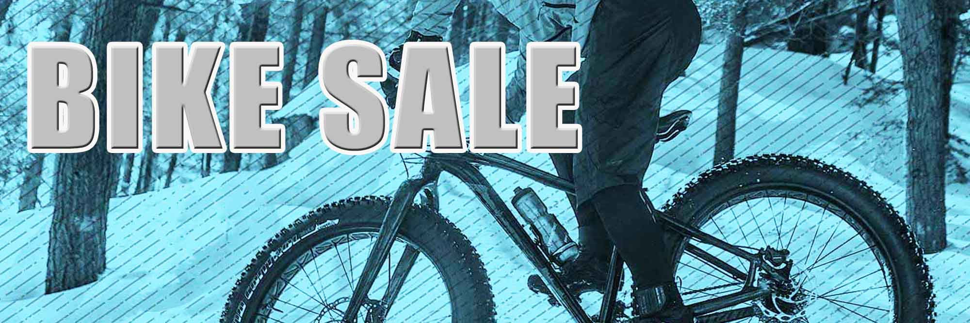 Bike Sale at Kozy's