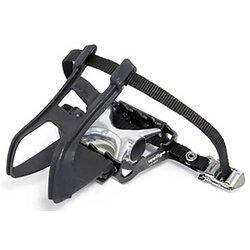 BikeSmart Pedals with Toe Straps