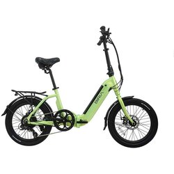 Biria Electric Step-Thru Folding Bike