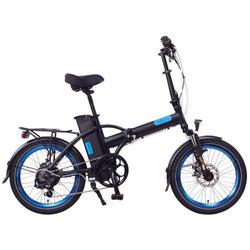 Magnum Electric Bikes Classic Electric Folding Bike