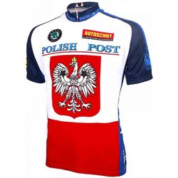 World Jerseys Polish Post Jersey