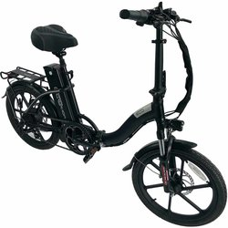 Ecomotion Roko Electric Folding Bike (1/11)