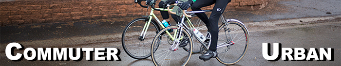 Move around town on a commuter/urban bike from Cycle Works!