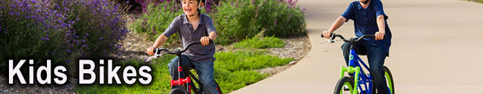 Start 'em young! Get 'em excited. Let Cycle Works help you choose your next children's bike!