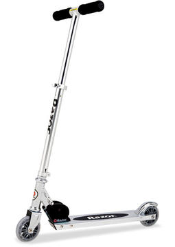 Razor A Scooter Color: clear