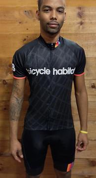 Bicycle Habitat Bicycle Habitat jersey (with Capo)