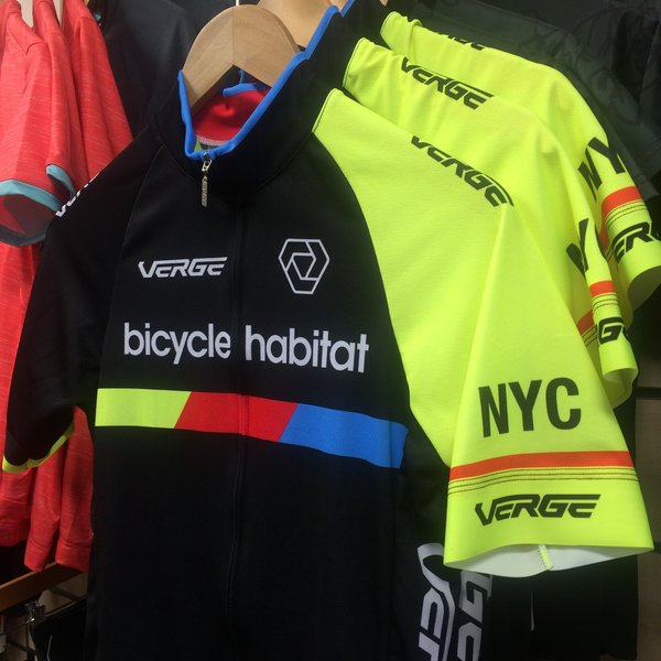 Bicycle Habitat Bicycle Habitat Verge Team Jersey