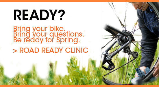 Bicycle Habitat Road Ready Clinic