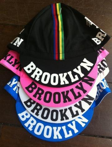 Bicycle Habitat Brooklyn Cycling Cap