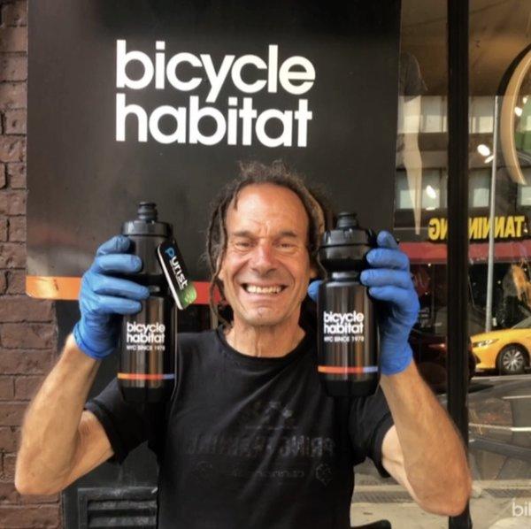 Bicycle Habitat Bicycle Habitat Water Bottle