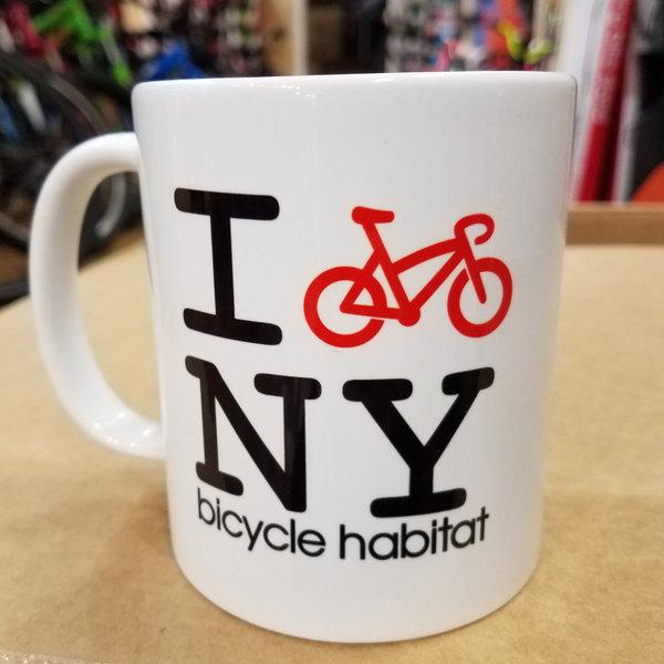 Bicycle Habitat Bicycle Habitat Mug