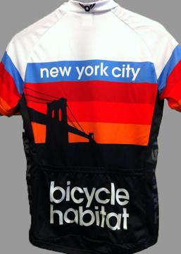 Bicycle Habitat Bicycle Habitat Jersey - with Twin Six