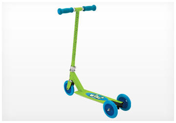 Razor Mixi Kixi Scooter Color: blue/green