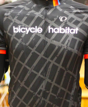 Bicycle Habitat Bicycle Habitat Jersey (with Pearl Izumi)
