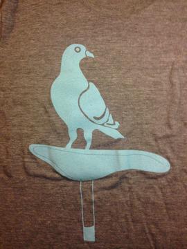 Artcrank Pigeon T-Shirt