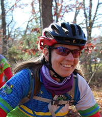 Riding Instructor Andree Sanders