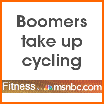 boomers take up cycling