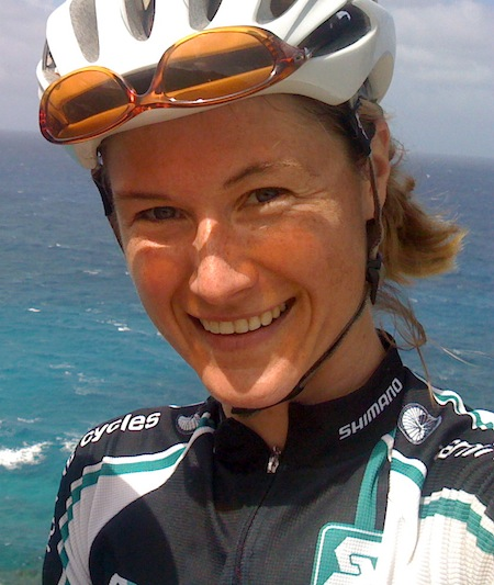 Cycling Instructor Kristen Phillips