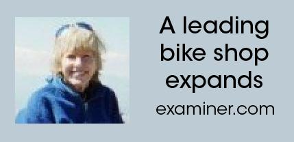a leading bike shop expands