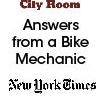 answers from a bike mechanic