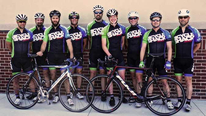 Bicycle Shack Team