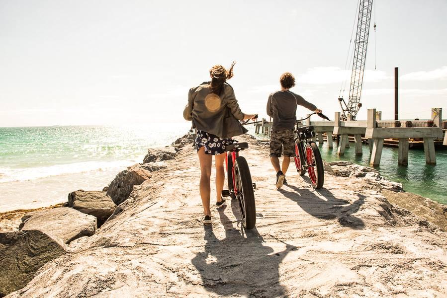 Have fun with the SUN Crusher/Baja Fat Tire Bike!