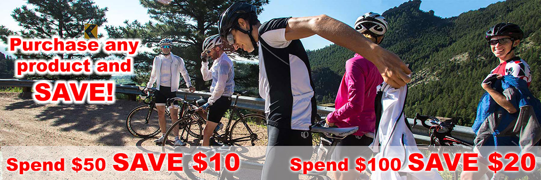 Shop at Paragon Cycling and Save