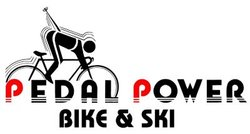 Pedal Power Bike & Ski Logo