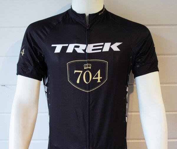 Trek of CLT Men's Custom Bontrager Jersey - Black