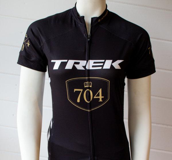 Trek of CLT Women's Custom Bontrager Jersey - Black