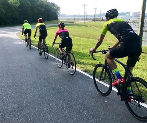 Trek + Carolina Multisport Saturday Group Ride Series