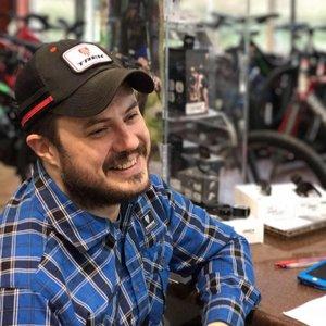 Trek Bike Store of Charlotte employee Alex