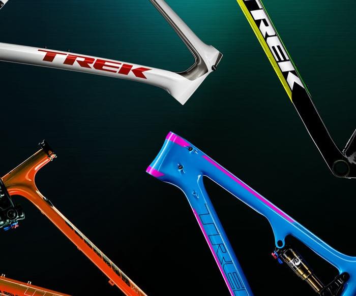 Pick a bike model