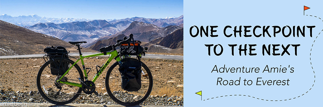 Looking for inspiration? Check out Adventure Amie's journey with the Trek Checkpoint